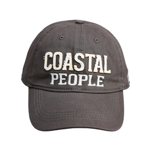 Coastal by We People - Dark Gray Adjustable Hat