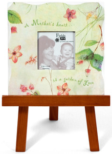"Mother by Fields of Joy - 5.5""x5.5"" Mini Frame w/E"