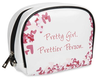 "Pretty by philoSophies - 7.5""x 5.5"" Makeup Bag"