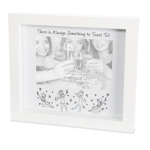 "Toast by philoSophies - 9"" x8"" Frame (Holds 6"" x 4"" Photo)"