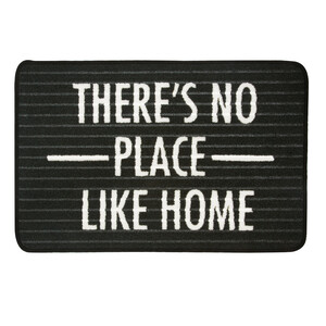 "Home by Open Door Decor - 27.5"" x 17.75""   Floor Mat"