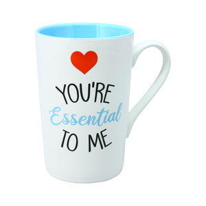 You're Essential  by Essentially Yours - 15 oz. Latte Cup