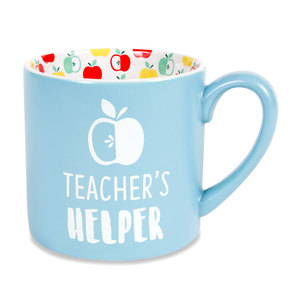Teacher's Helper by Livin' on the Wedge - 15 oz Mug