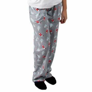 Ice Cream and Whipped Cream by Late Night Snacks - XS Gray Unisex Lounge Pants