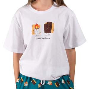 S'mores by Late Night Snacks - S Unisex T-Shirt