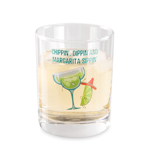 Margarita  by Late Night Last Call - 11 oz Rocks  Glass