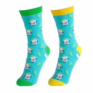 Gin & Tonic by Late Night Last Call - S/M Unisex Socks