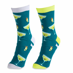 Margarita  by Late Night Last Call - S/M Unisex Socks