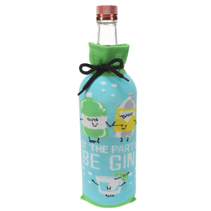 Be Gin by Late Night Last Call - Knitted Bottle Sock