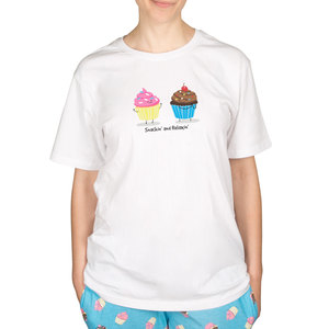 Cupcakes by Late Night Snacks - S Unisex T-Shirt