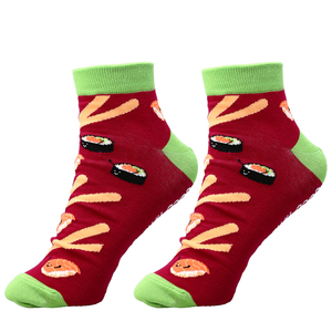Sushi by Late Night Snacks - Cotton Blend Ankle Socks