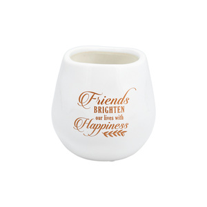 Friends by Blessed by You - 8 oz - 100% Soy Wax Candle Scent: Serenity