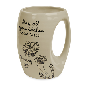40th by Dandelion Wishes - 16oz. Mug
