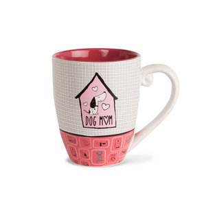 Dog Mom by It's Cats and Dogs - 20 oz. Cup
