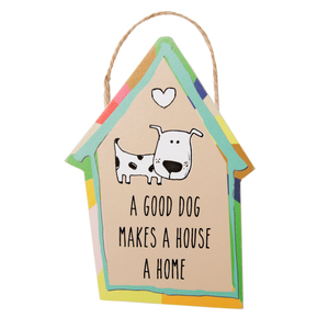 "Good Dog by It's Cats and Dogs - 4"" Ornament with Magnet"
