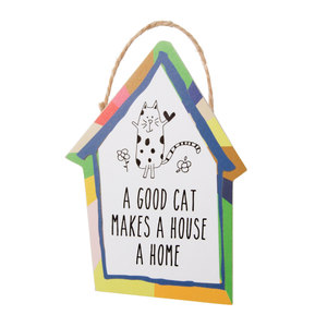 "Good Cat by It's Cats and Dogs - 4"" Ornament with Magnet"