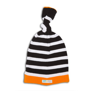 Orange Raccoon by Izzy & Owie - One Size Fits All Baby Hat