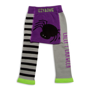 Creepy Crawler by Izzy & Owie - 6-12 Months Baby Leggings