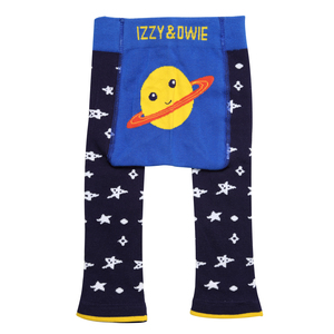Blue Planet by Izzy & Owie - 6-12 Months Baby Leggings
