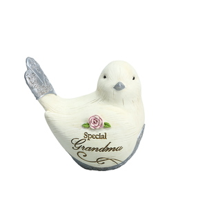 "Grandma by Elements - 3.5"" Bird Figurine"