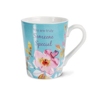 Someone Special by Flora by Stephanie Ryan - 14 oz Mug