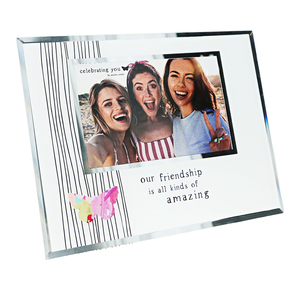 "Friendship by Celebrating You - 9.25"" x 7.25"" Frame (Holds 6"" x 4"" Photo)"