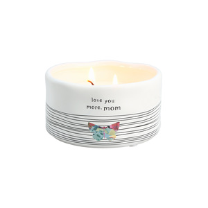 Mom by Celebrating You - 8 oz - 100% Soy Wax Candle Scent: Tranquility