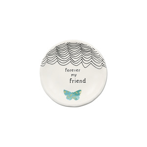 "Friend by Celebrating You - 4"" Keepsake Dish"