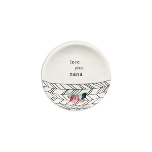 "Nana by Celebrating You - 4"" Keepsake Dish"