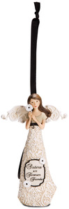 "Sister by Modeles - 4.75"" Ornament"