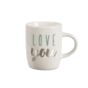 Love by Best Kept Trinkets - 5 oz. Mini Mug