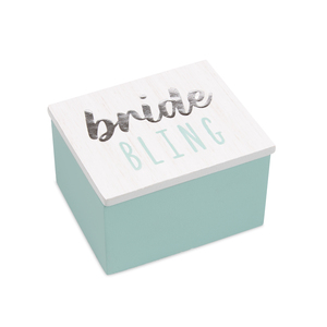 Bride by Best Kept Trinkets - 2.25 x 2 x 1.5 MDF Trinket  Box