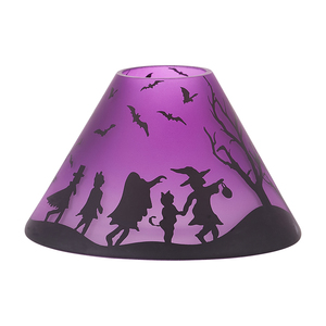 Trick or Treat by Candle Decor - Large Candle Shade
