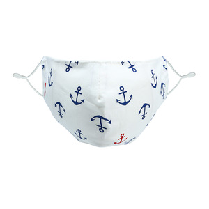 Anchors by Pavilion Cares - Adult Reusable Fabric Mask & PM 2.5 Filter Set