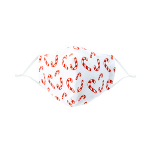 Candy Canes by Pavilion Cares - Kid's Reusable Fabric Mask