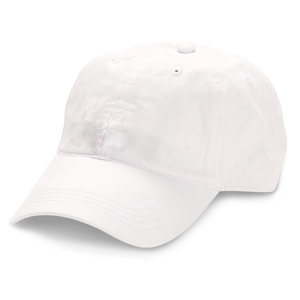 Blank by Pavilion Accessories - White Adjustable Hat