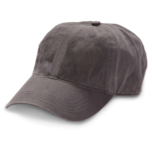 Blank by Pavilion Accessories - Dark Gray Adjustable Hat