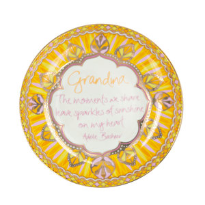 "Grandma by Intrinsic - 4.25"" Trinket Dish"