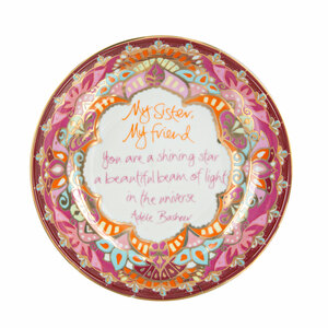 "Sister by Intrinsic - 4.25"" Trinket Dish"