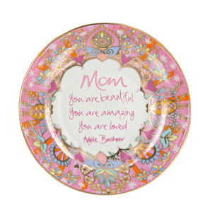 "Mom by Intrinsic - 4.25"" Trinket Dish"