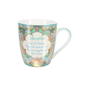 Daughter by Intrinsic - 12 oz Cup with Gift Box