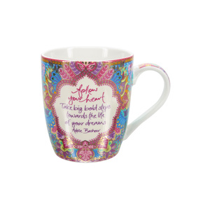 Follow Your Heart by Intrinsic - 12 oz Cup with Gift Box