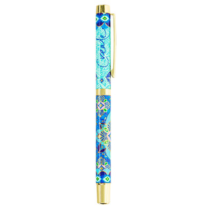Create by Intrinsic - Boxed Gift Pen with Indigo (Purple) Ink
