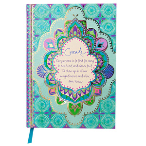 "Create by Intrinsic - 8.5"" x 6.25"" Journal"