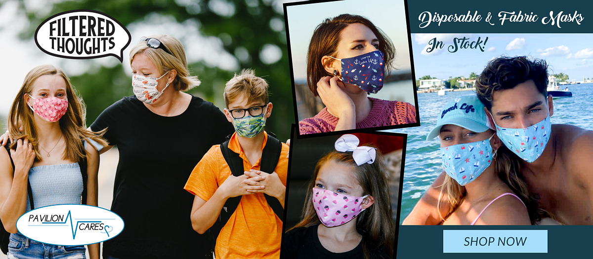 Face Masks in Stock Now