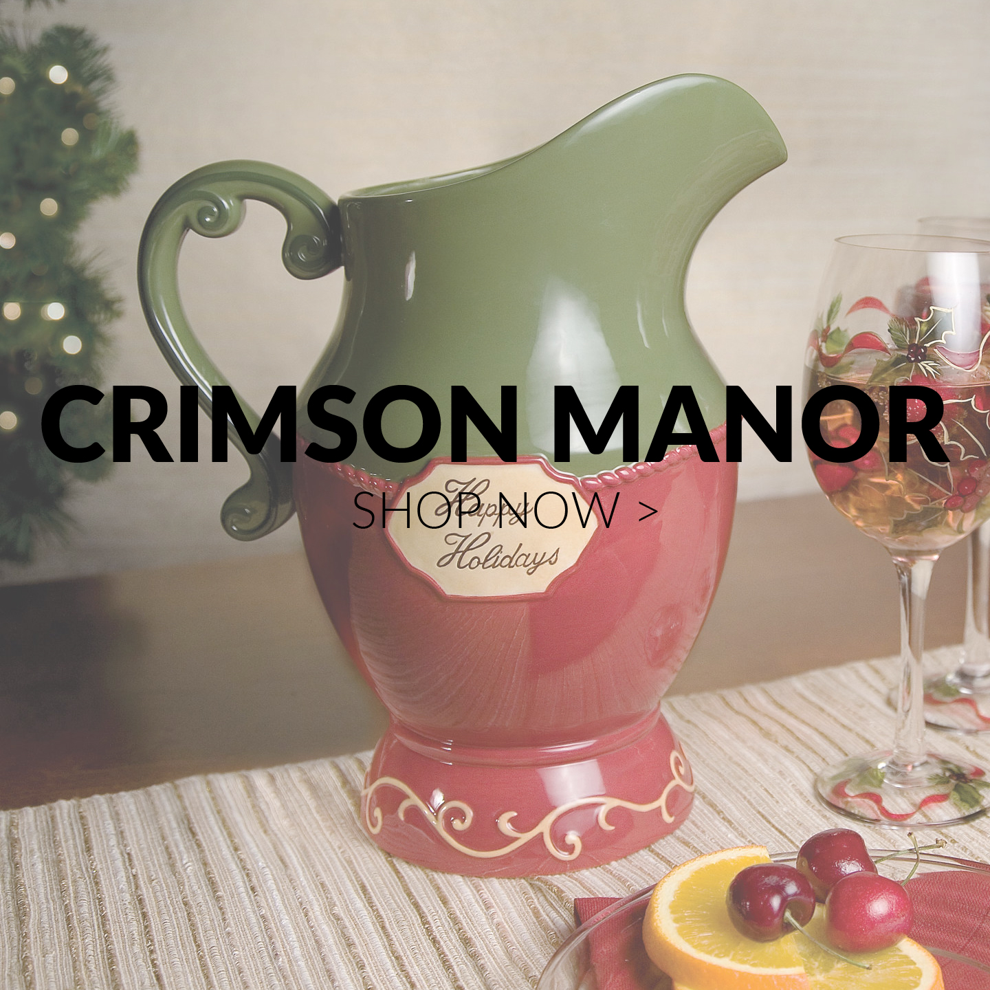 Crimson Manor