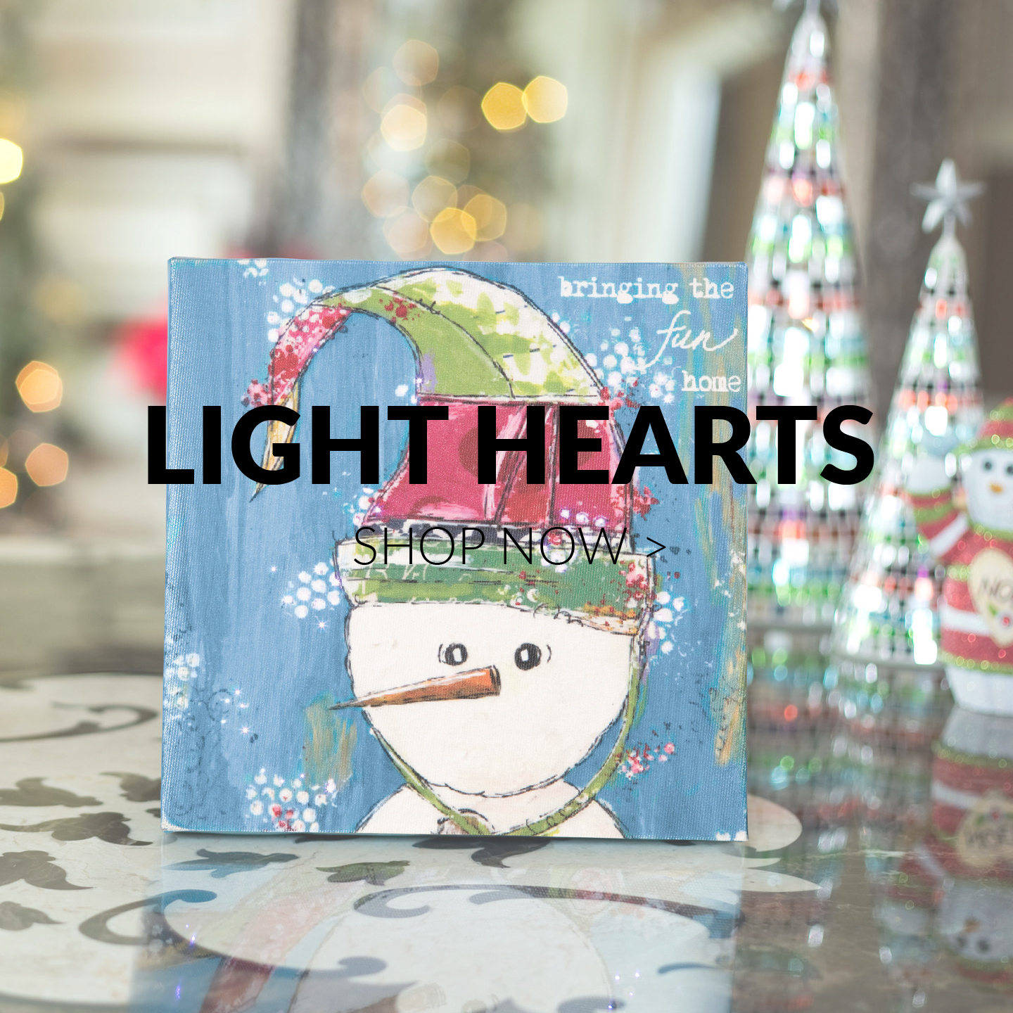 Light Hearts by Junelle Jacobsen