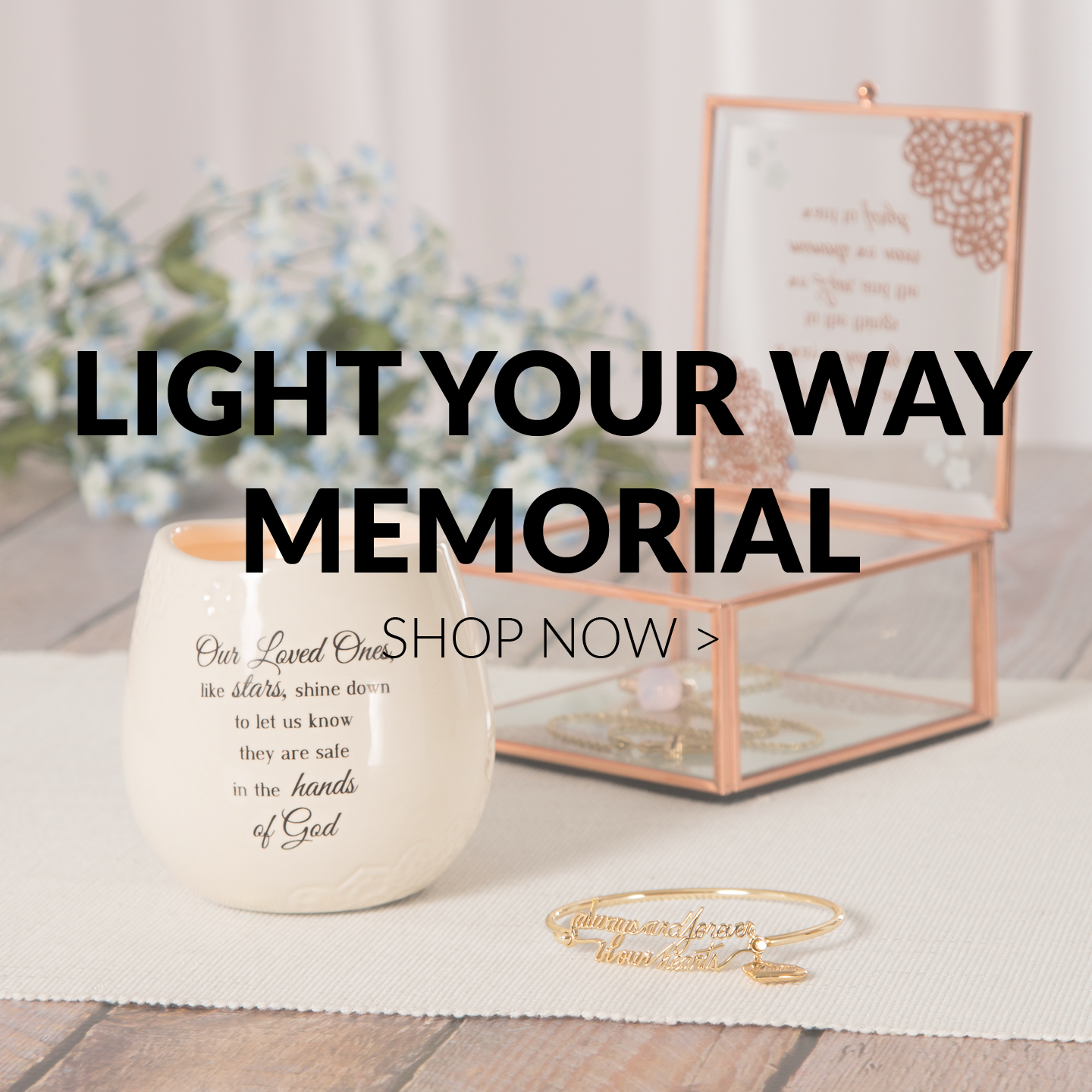 Light Your Way Memorial