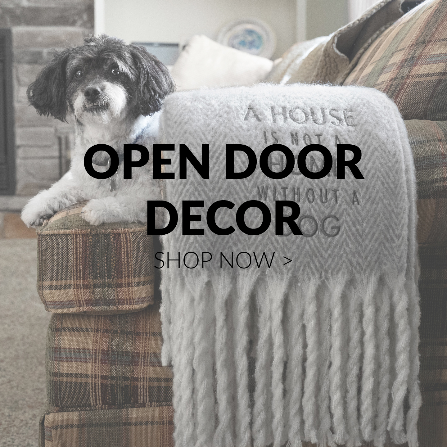 Open Door Decor