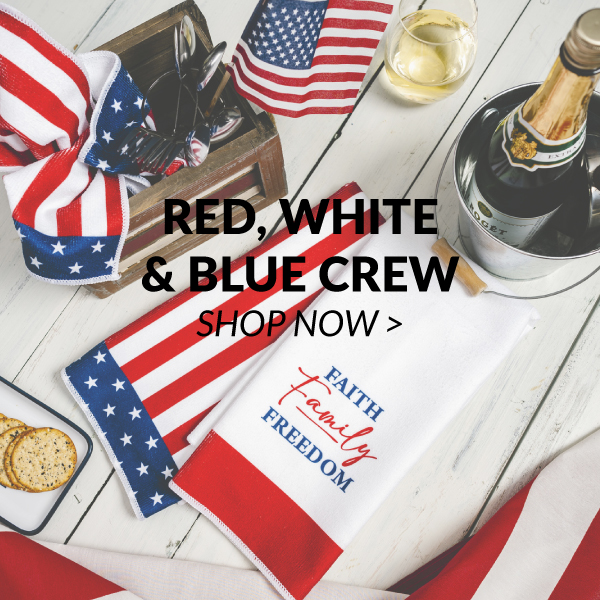 Red, White, & Blue Crew